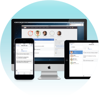 Use LiveChat on many devices
