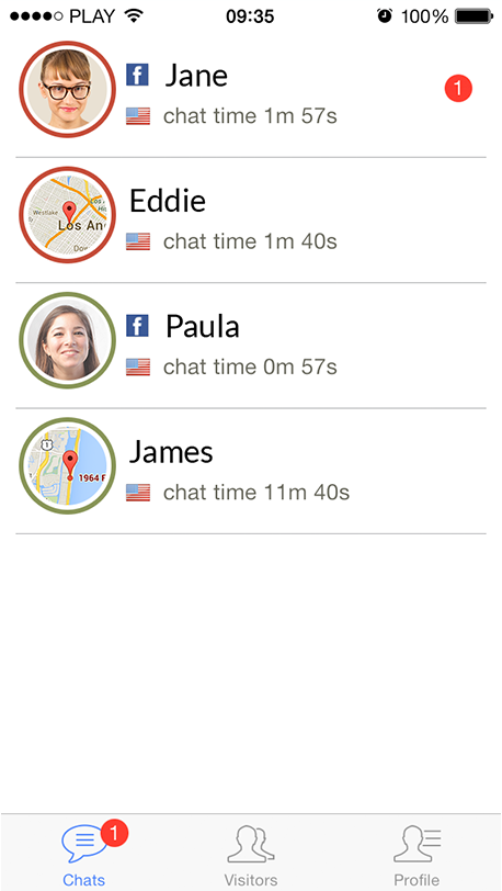 40s chat