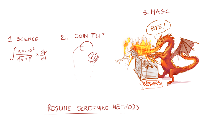 Resume Screening Methods