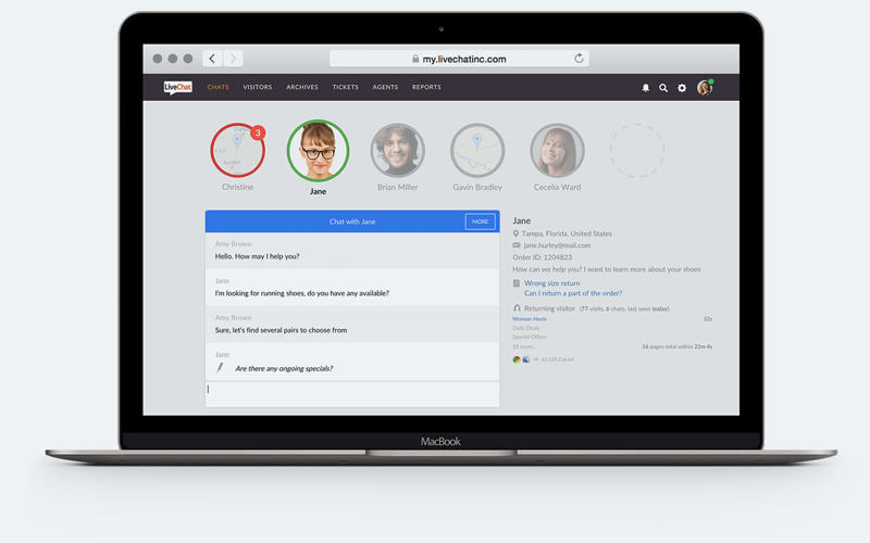 Enterprise LiveChat Software