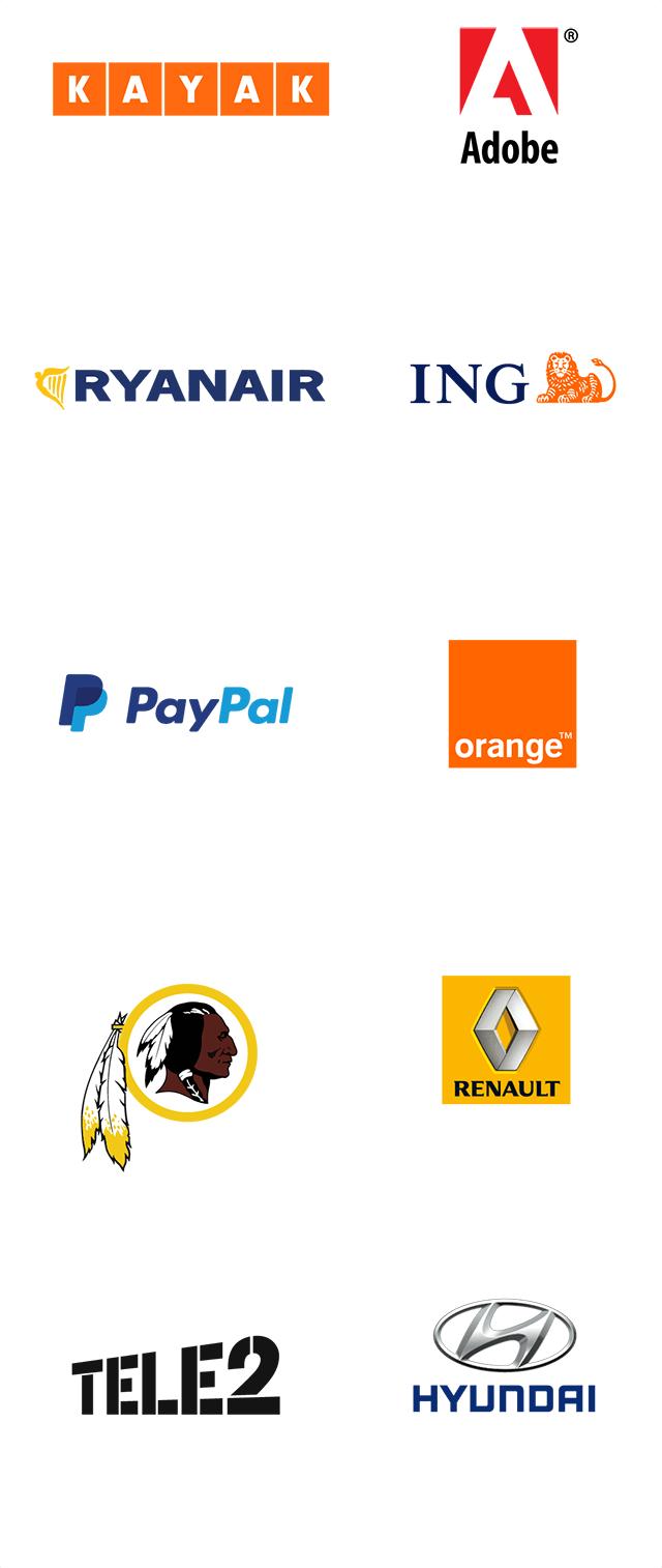 live chat customers logo