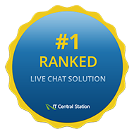 Read customers reviews of LiveChat on IT Central Station