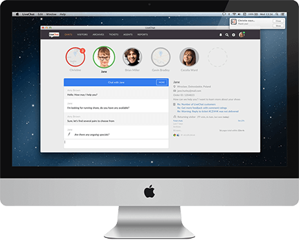 LiveChat for Mac OS