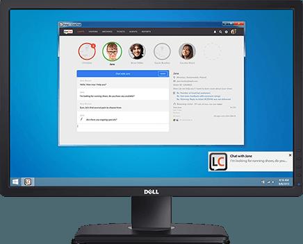 LiveChat pour Windows