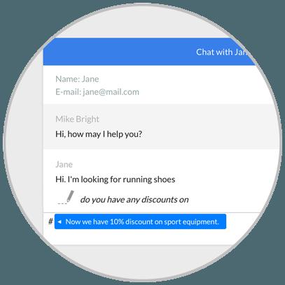 Recorrido de LiveChat: Resuelva los problemas de los clientes de una forma rápida