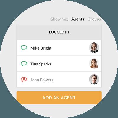 Recorrido de LiveChat: Cree y gestione su equipo de asistencia técnica