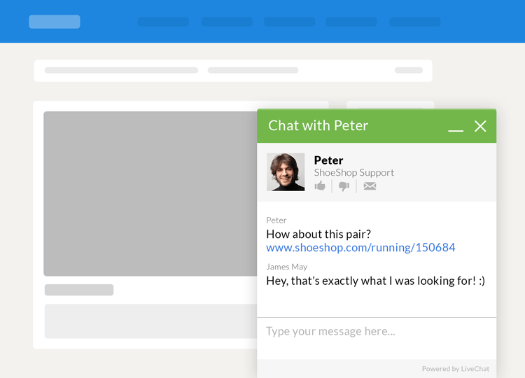 Why LiveChat: Help those who need it