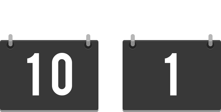 Por que escolher o LiveChat: Placar
