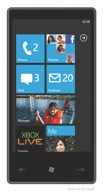 LiveChat for Windows Phone 7