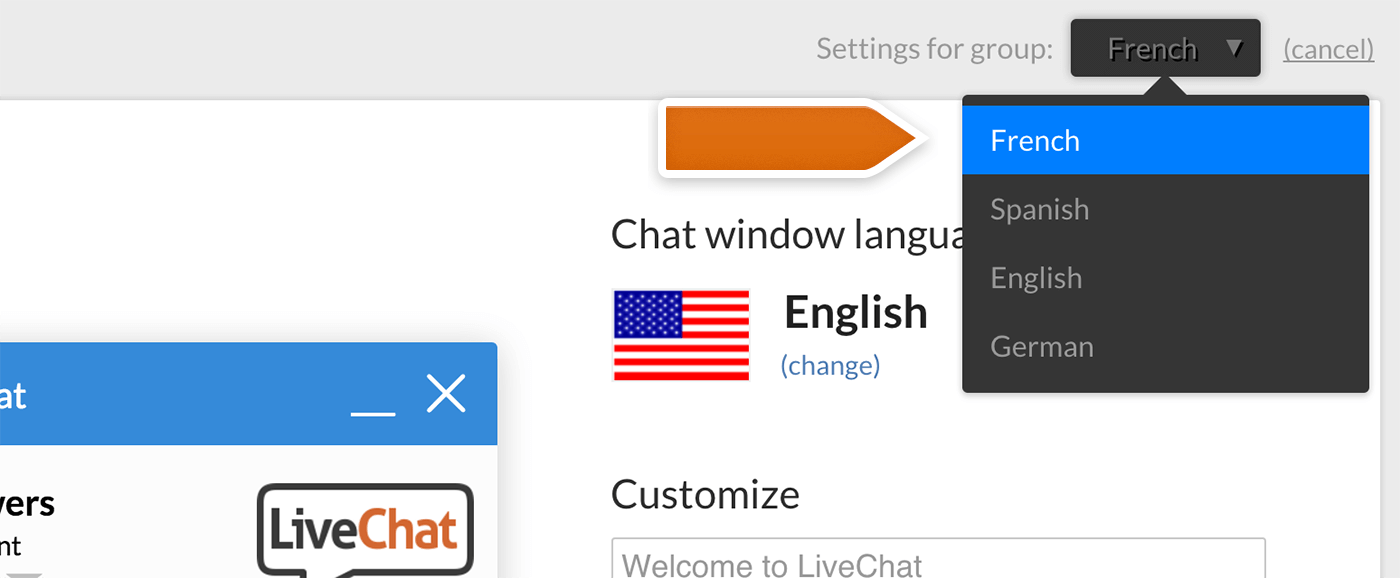 About german chat