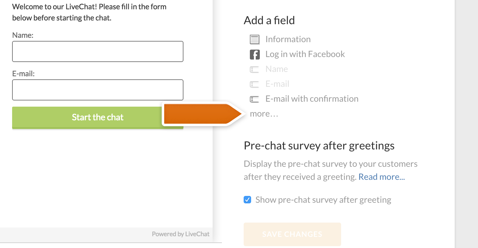 Dividing Live Chat By Group Livechat Knowledge Base
