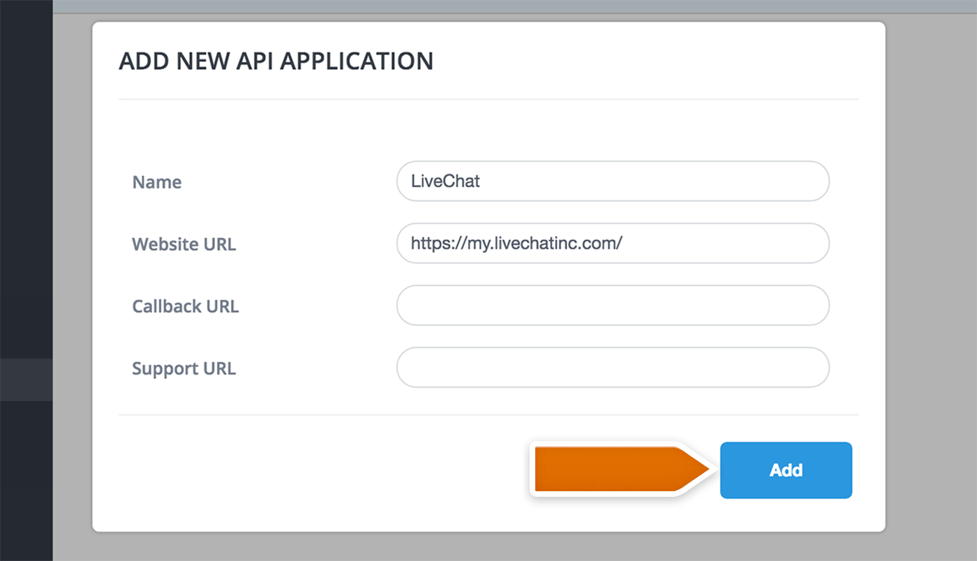desk com livechat integration tutorial rh livechatinc com