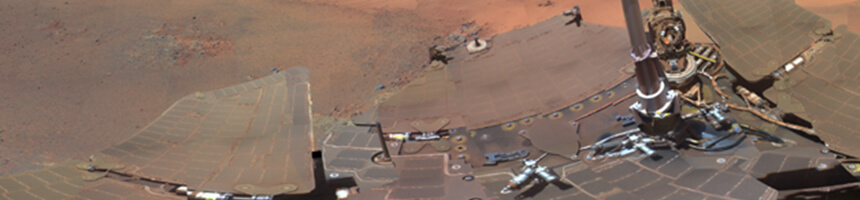 NASA's Curiosity Rover takes on Social Media