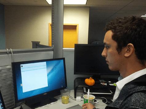 Central Desktop Agent at Work