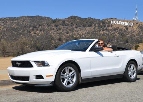 Renting a car at Fox Rent A Car