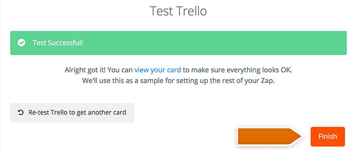 Testing Trello