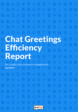 Chat Greetings Efficiency Report