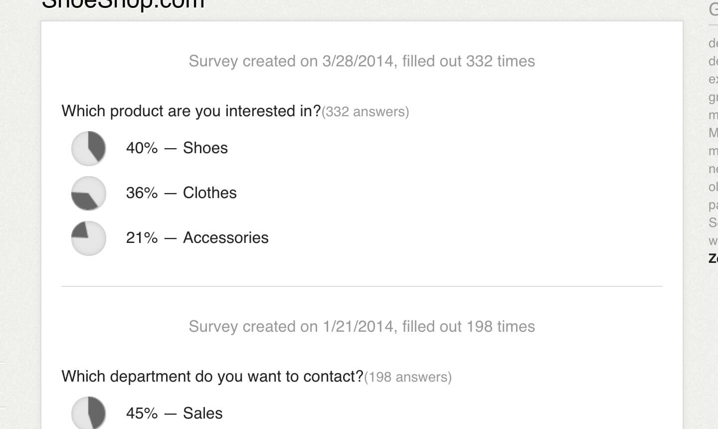 chat survey reports livechat knowledge base
