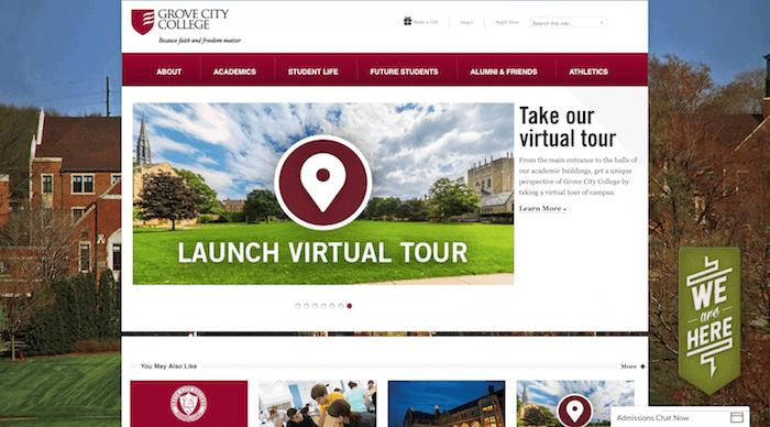 Greeting on GCC website
