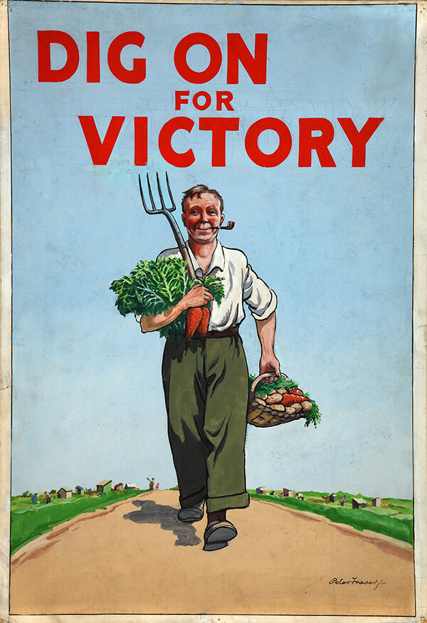 Call to Action Lessons We Can Learn from WW2 Posters