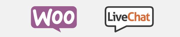 LiveChat WooCommerce integration