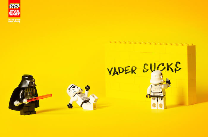 Star Wars Going Viral