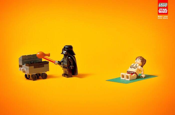 Lego Star Wars Going Viral
