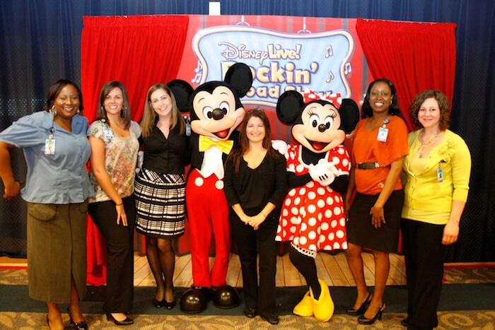 customer service training Disney
