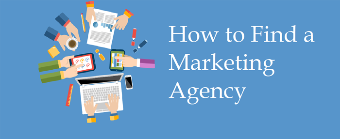 How to find a marketing agency