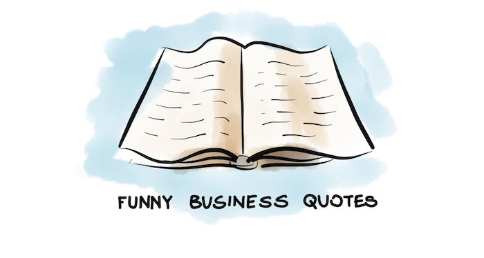 funny business quotes