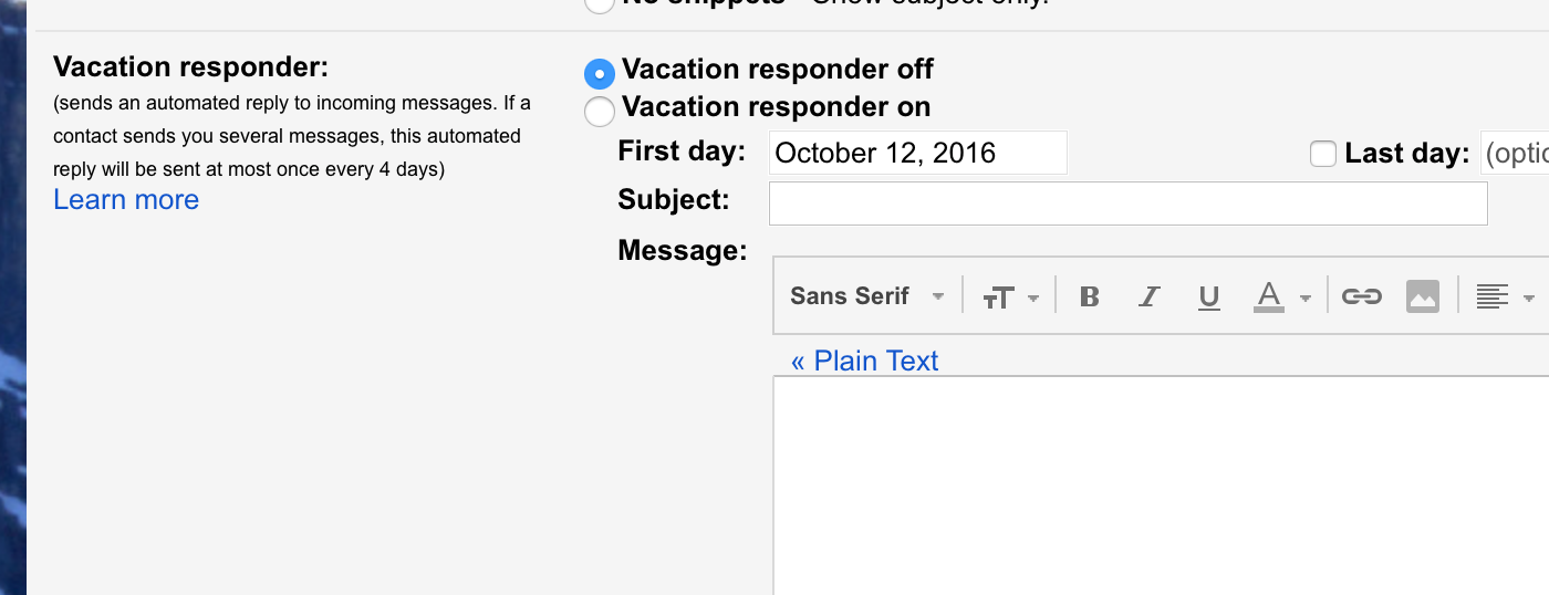 4 out of office message examples that work when you rest