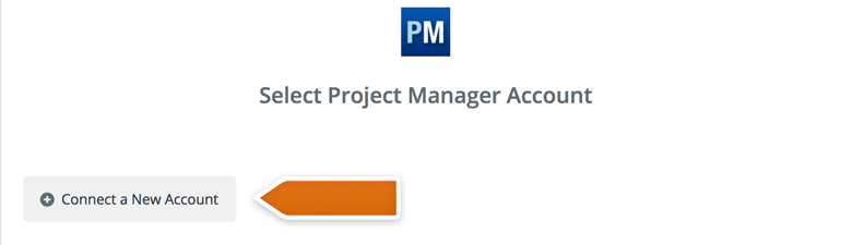 Link Project Manager account with Zapier