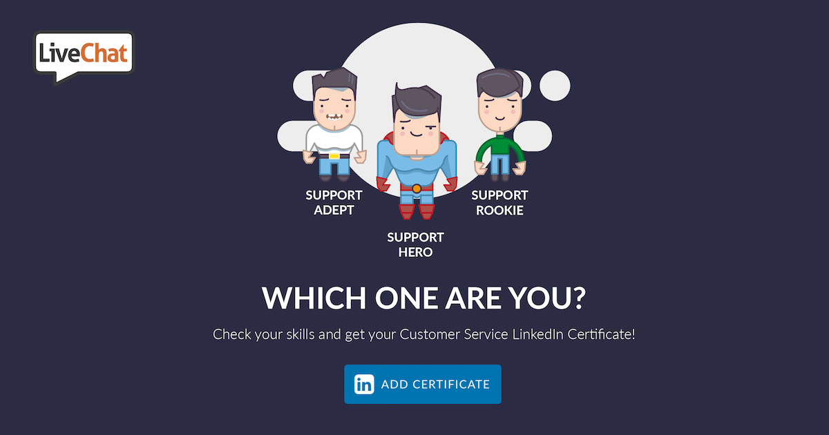 Customer Service Quiz | Check how good you are at customer