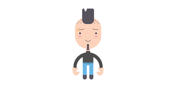 Customer service personality