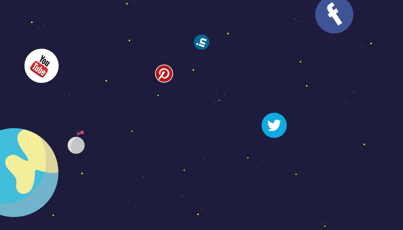 social media ninja 101 the most popular social network sites