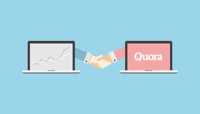 how to generate leads from quora