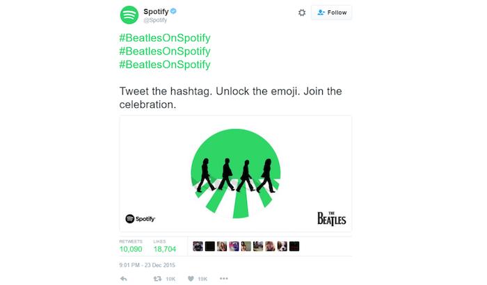 Spotify emocji campaign