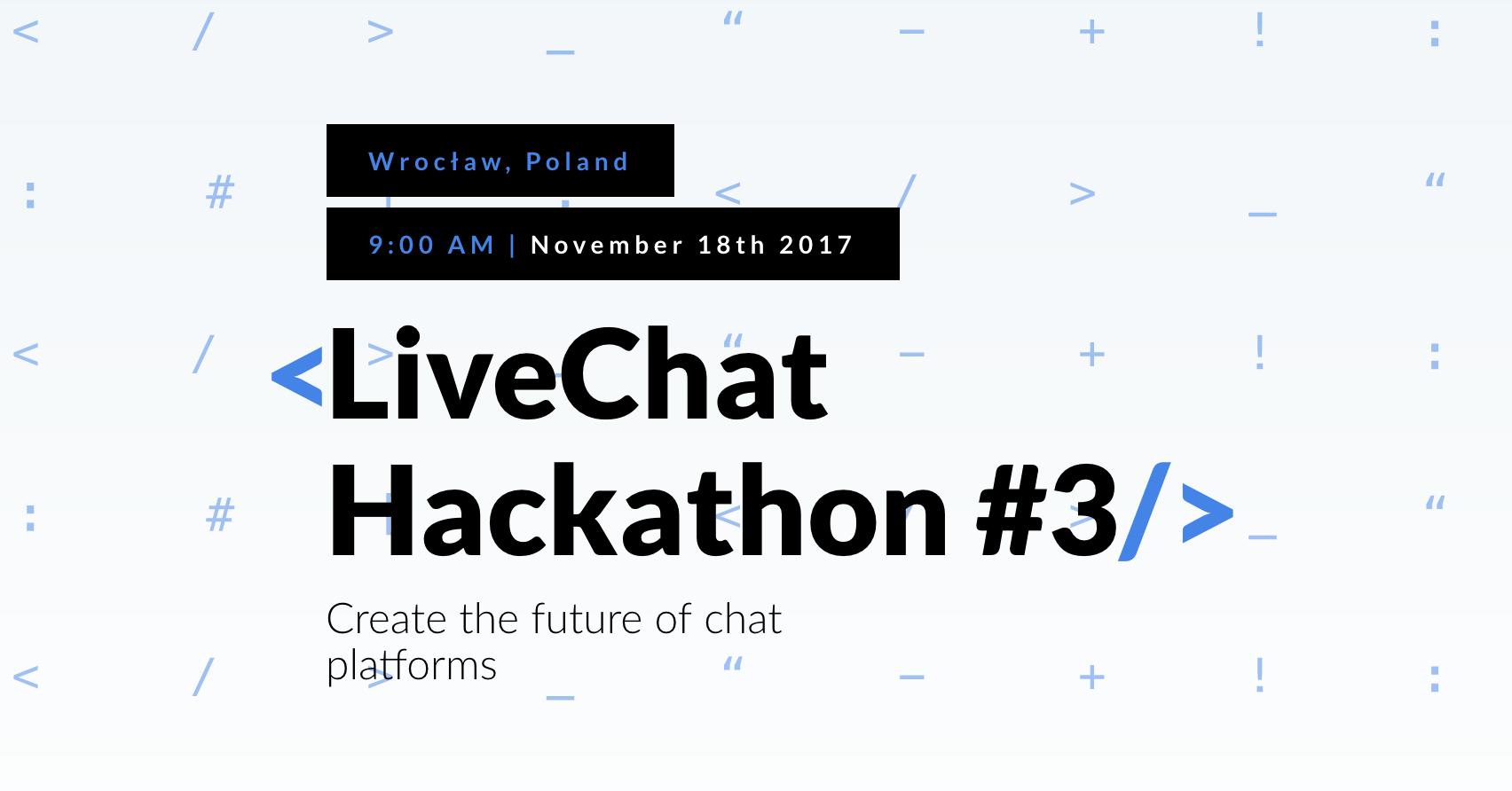 Hackathon #3