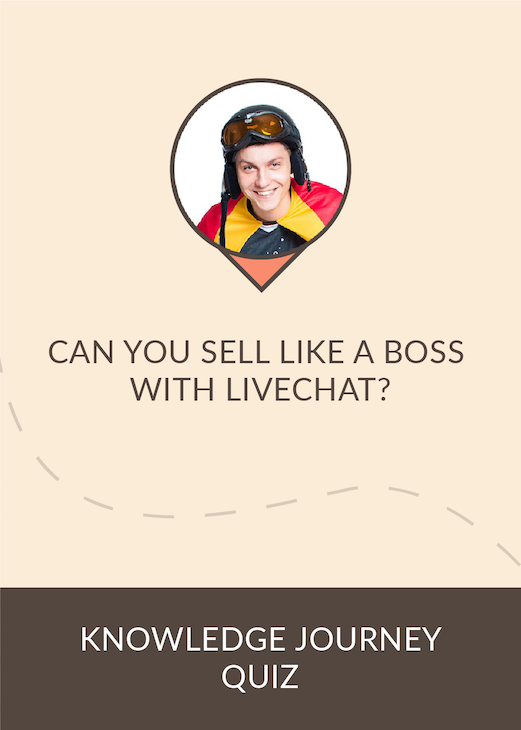 Quiz: Can you sell like a boss?