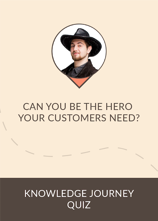 Quiz: Customer Hero 101