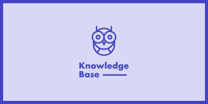 Internal knowledge base livechat