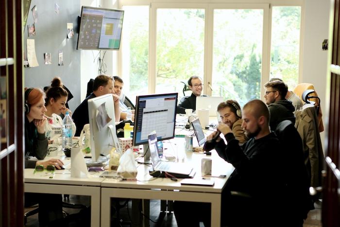 LiveChat teamwork