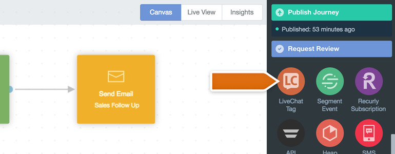 LiveChat Autopilot: Specify which tag should trigger a Journey in Autopilot!