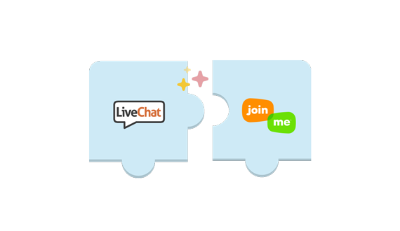 LiveChat Join me is here!
