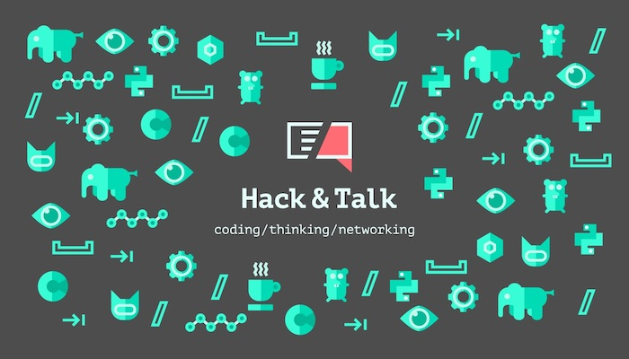 livechat hack&talk company hosting hackatons benefits