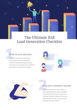 B2B Lead Generation Checklist