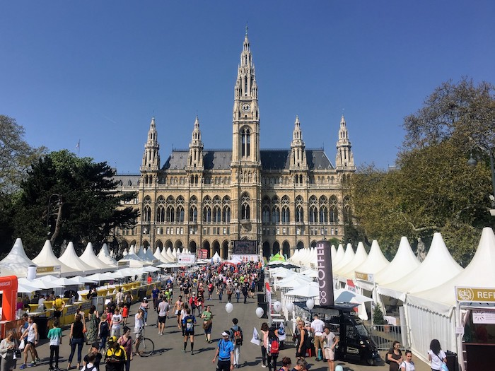 vienna half marathon center