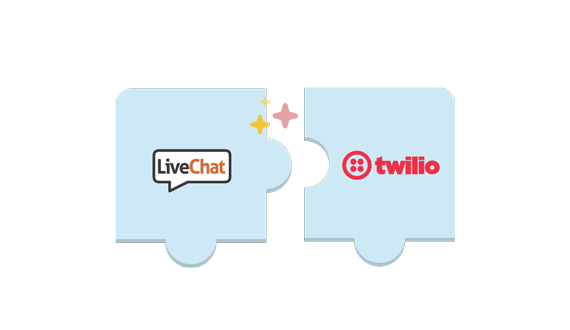 Twilio for LiveChat: Send SMS to your customers with Twilio!