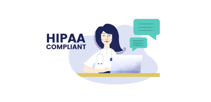 Make your chat HIPAA compliant!