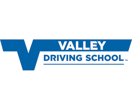 Valley Driving School logo